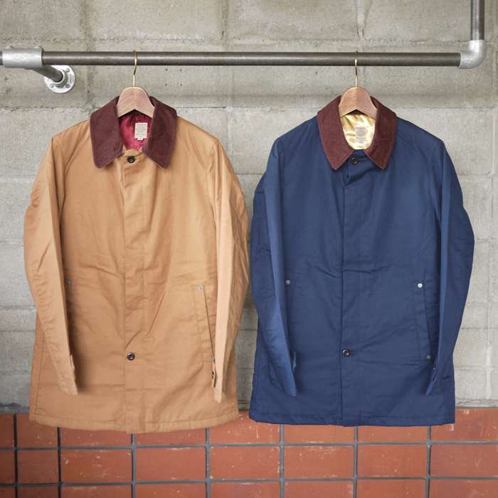 SUNDAY WORKS / Workers Coat