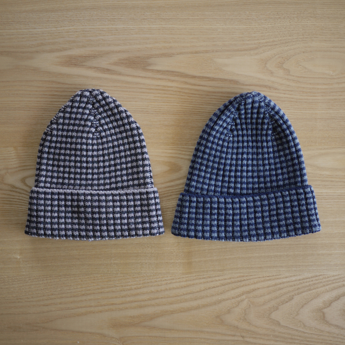 CHAUNCEY / Striped Knit Cap