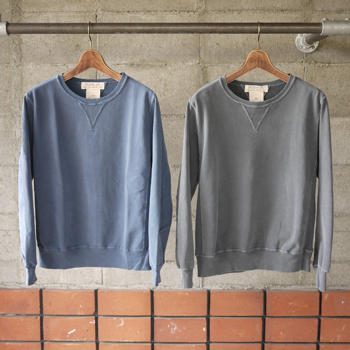 REMI RELIEF / Special Finished Fleece Crew