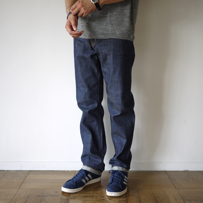 ALLEGE / 5 Pocket Selvage Denim Pant