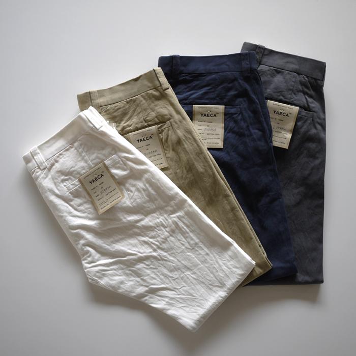 YAECA / Chino Cloth Pants (Narrow)