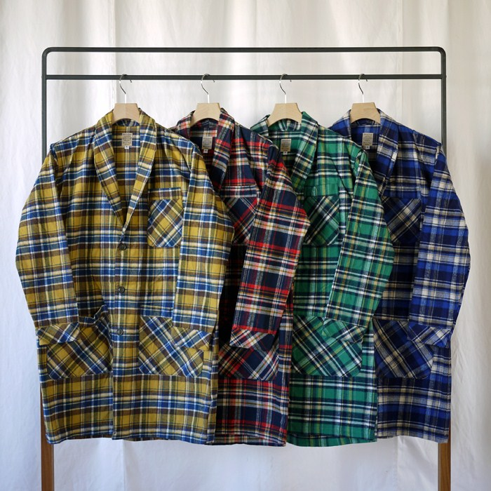 SUNDAY WORKS / Robe Shirts (Flannel)