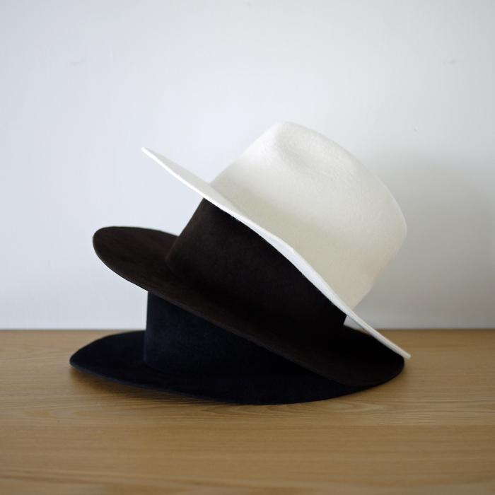 UNUSED / Rabbit Fur Hat