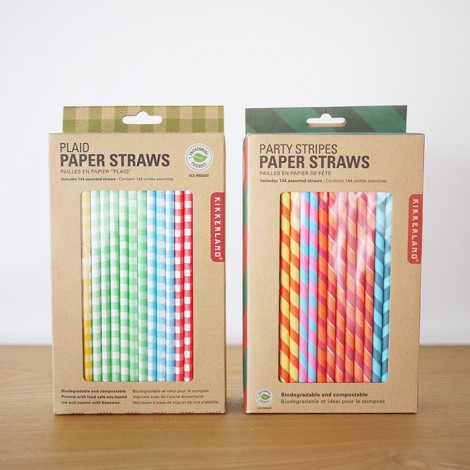 kikkerland-paperstraws