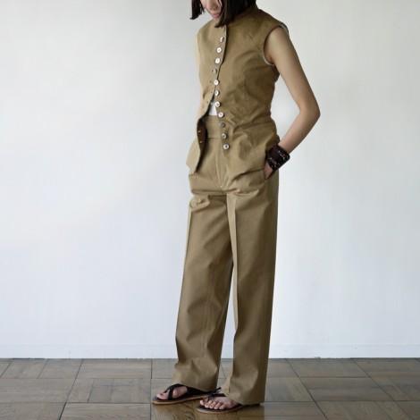 fumikauchida-chinohighwaisttrousers