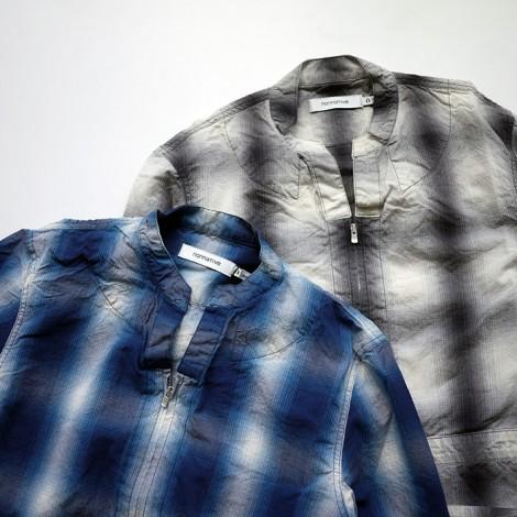 nonnative-cowboypullovershirtqscpombrecheck