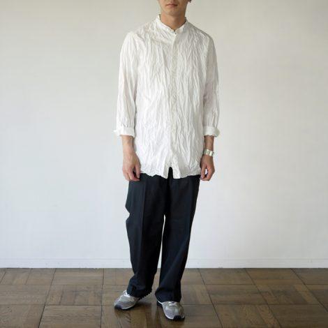 caseycasey-bandcollarshirtpaperwhite