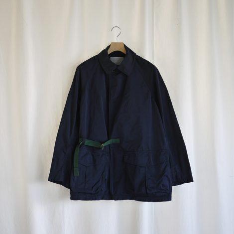 kolor-penytwillbeltedjacket