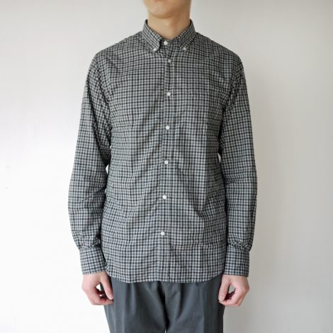 officinegenerale-buttondownshirtminiginghamcheck
