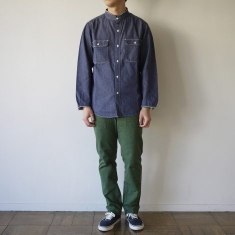 mythinks-mystandcollarworkshirtchambray