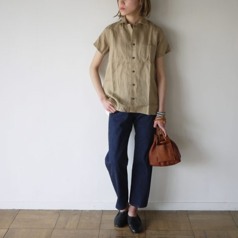 individualizedshirtswomens-linencampcollarss