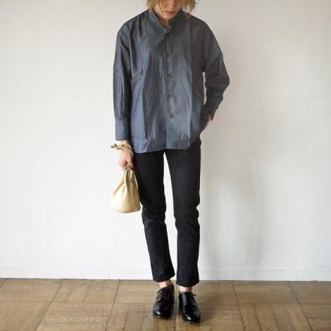 individualizedshirtswomens-twistdenimbandsmockshirts