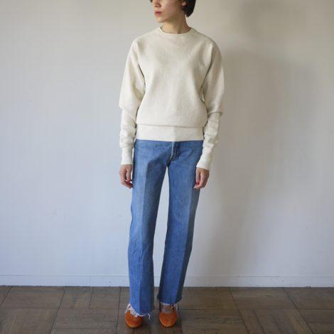 fumikauchida-cottondoublesidegussetsweatshirt