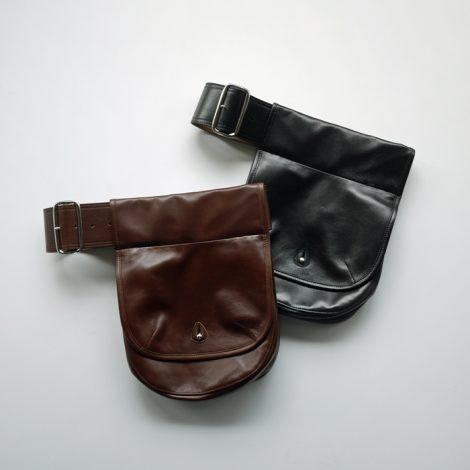 fumikauchida-lambleatherwaistpocketbag