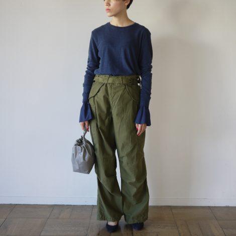 maisoneureka-vintagereworkmilitarypants