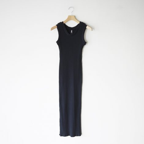 babaco-cottonribbedtankdress