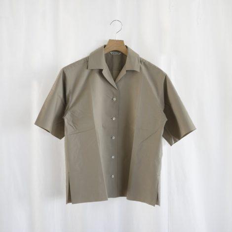 auraleewomens-selvedgeweatherclothhalfsleevedshirts
