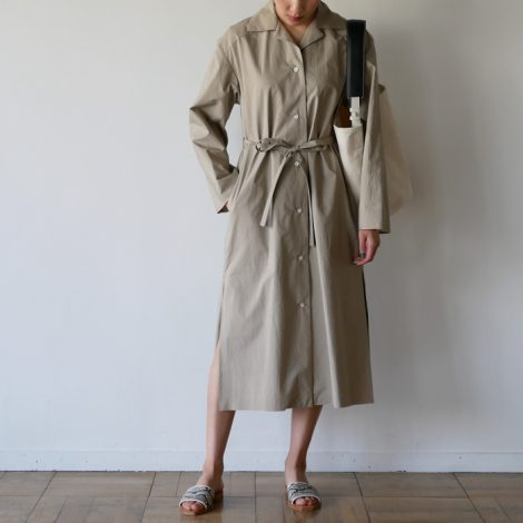 auraleewomens-selvedgeweatherclothlongshirtdress