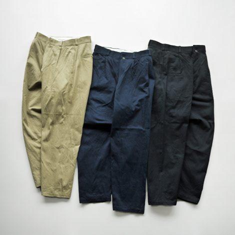 yaecawomens-68602tucktaperedchinoclothpants