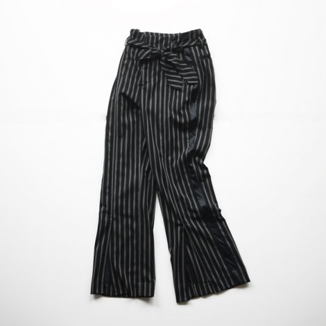 allegefemme-stripebeltedpants