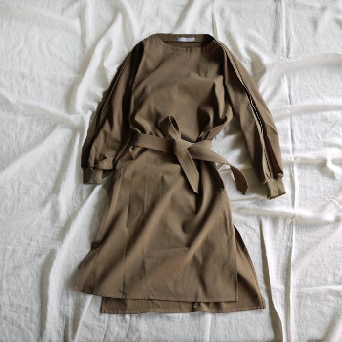 seya-cottonboatneckdress