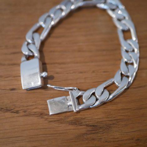 silverbracelet-1991silverchainbracelet11mm