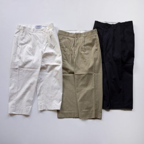 yaecawomens-tuckstraightchinoclothpants