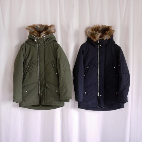 nonnative-airmanpuffcoatpolyweathercubetex