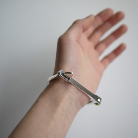 fumikauchida-silver925dsnapbangle