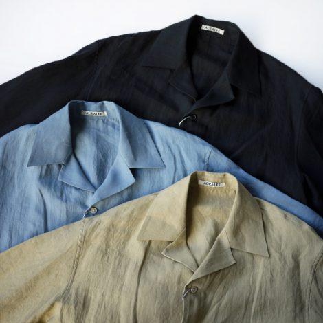 auralee-linengabardineovershirts