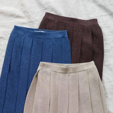 cristaseya-washipaperpleatedskirt
