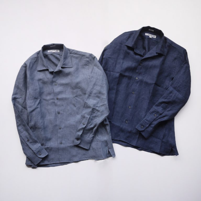 individualizedshirts-linenathleticfitcampcollarshirt