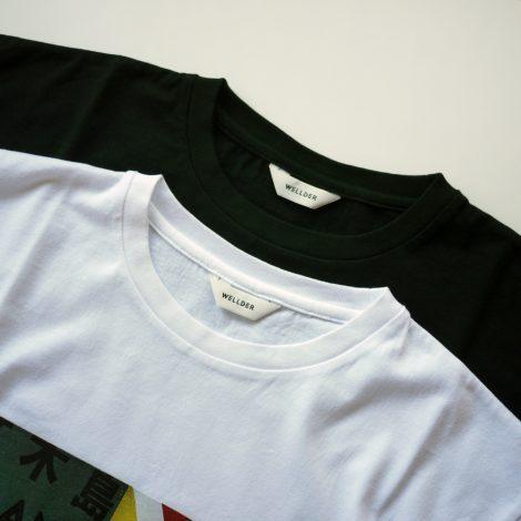 wellder-megiislandphotoprintregularfittshirts