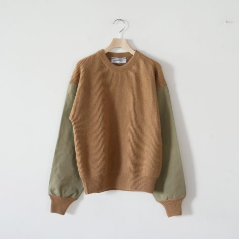 cristaseya-camelsweaterwithleatherpatch