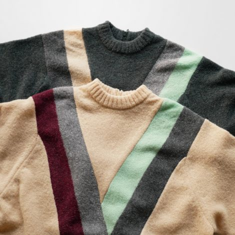 fumikauchida-10gbouclevnecksweater