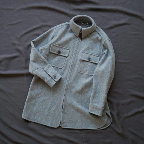 fumikauchida-woolcashmereflanoshirtjacket