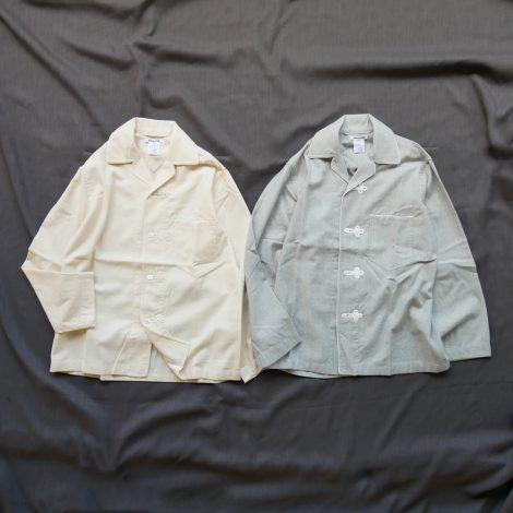 fumikauchida-cottonwoolflannelpajamashirt