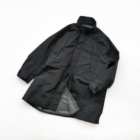kaptainsunshine-goretexstandcollarfieldcoat
