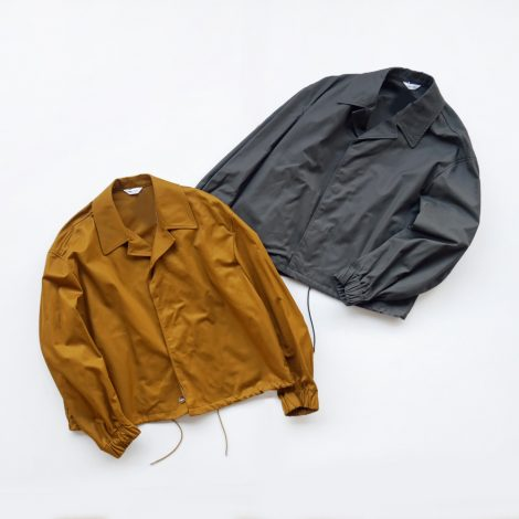 wellder-drawstringcoachjacket
