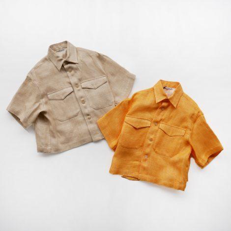auraleewomens-linendoublefacehalfsleevedshirts