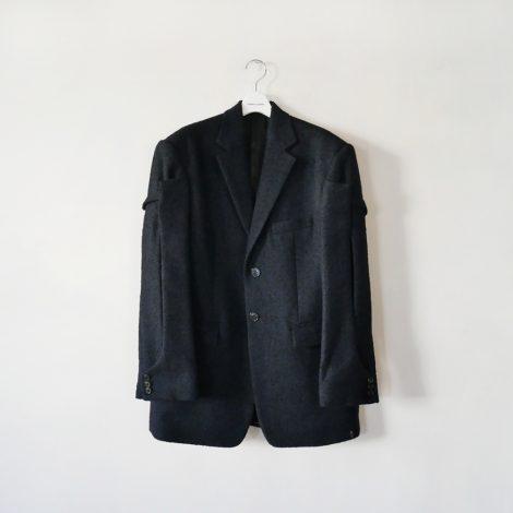 fumikauchida-douclearmbeltedjacketcoat