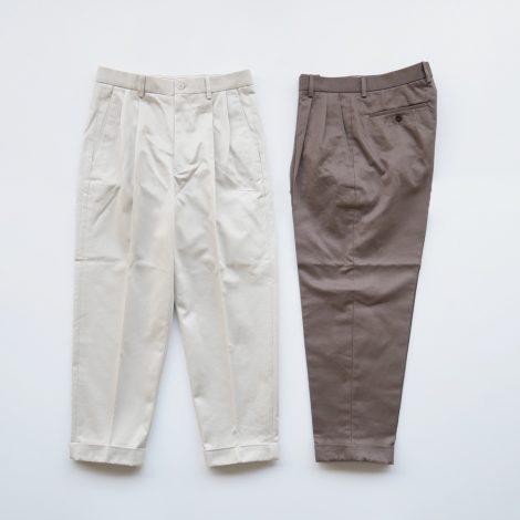 scye-sanjoaquincottontaperedpleatedtrousers