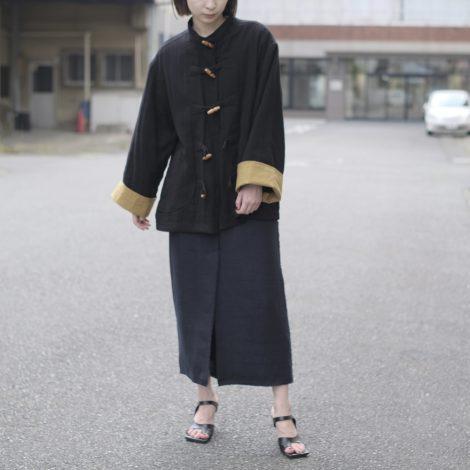 cristaseya-japanesetriplegauzepatchedjacket
