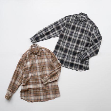 auralee-woolrecycledpolyesterclothshirts