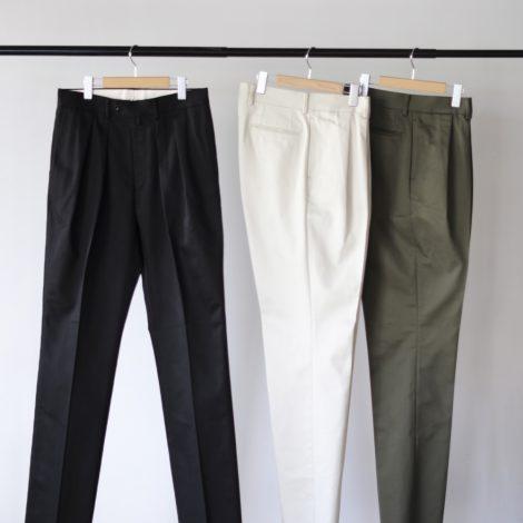 neat-cottonsatinstandardtrousers